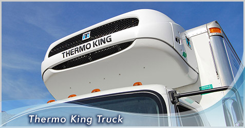 Thermo King Truck